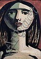 SYDNEY D'HORNE SHEPHERD (1909 - 1993) HEAD OF A, Horne Shepherd, Click for value