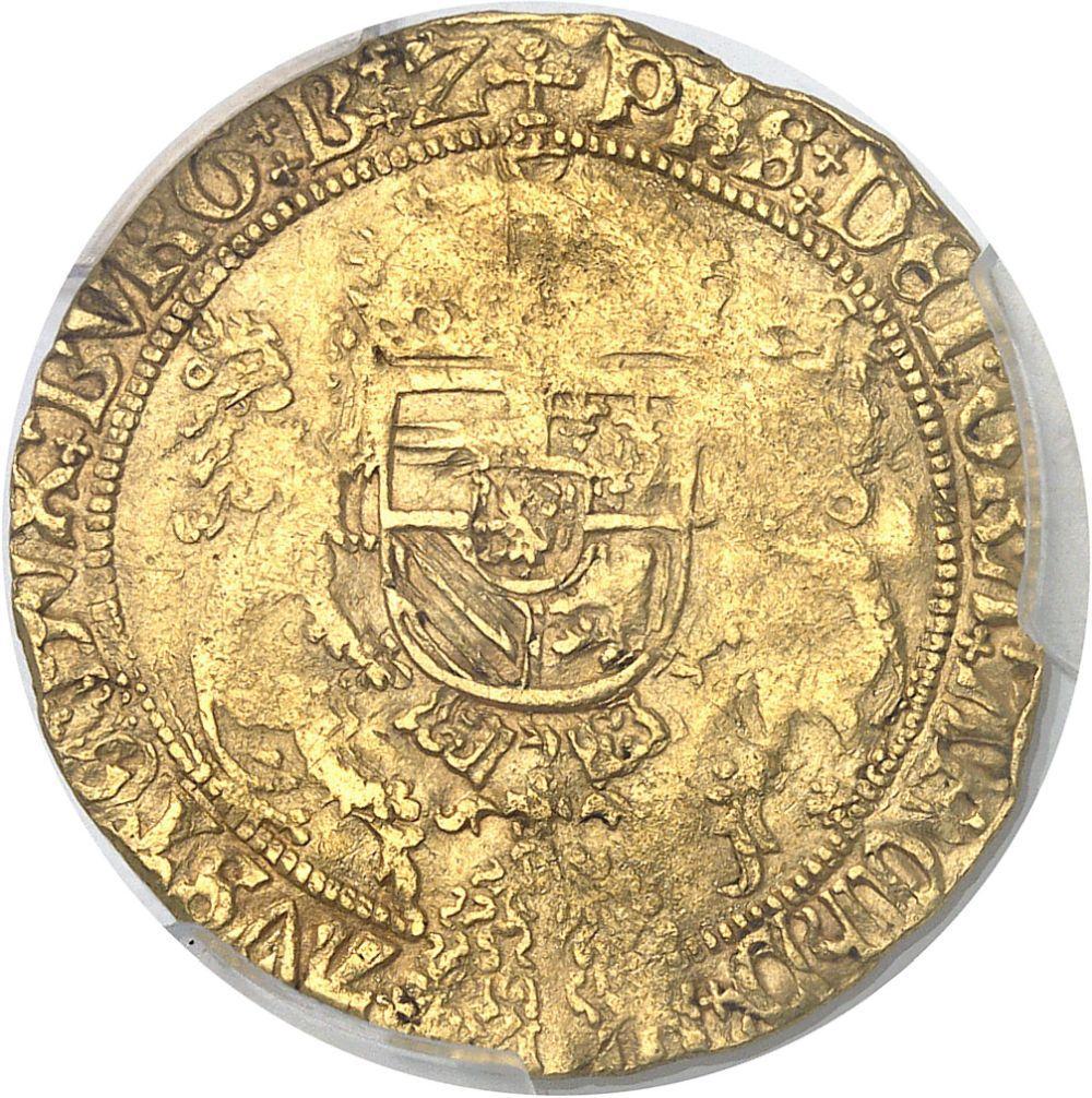 BELGIQUE Brabant (duché de), Philippe le Beau (1482-1506). Toison d'Or 1500