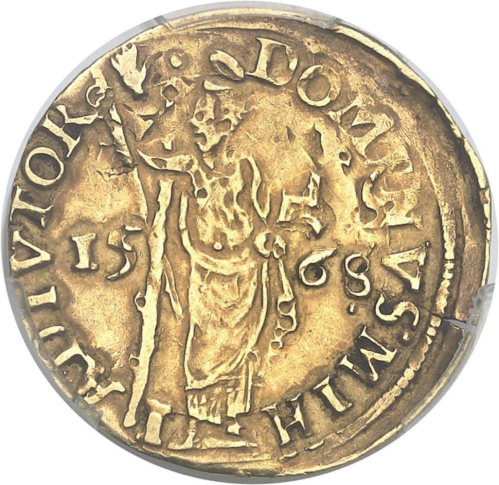 BELGIQUE Brabant (duché de), Philippe II (1555-1598). Florin de Bourgogne a