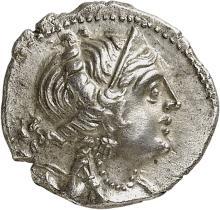 GAULE Massilia (280-150 av. J.C). Drachme.