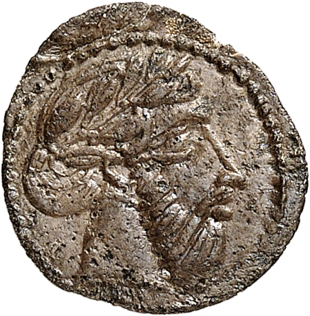 GRÈCE ANTIQUE Sicile, Abakainon (430-420 av J.C). Litrae.