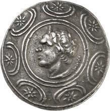 GRÈCE ANTIQUE Royaume de Macédoine, Antigone Gonatas (273-239 av. J.C). Tétradrachme, Amphipolis.