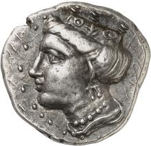 GRÈCE ANTIQUE Royaume du Pont, Amisos (400-350 av. J.C). Drachme.