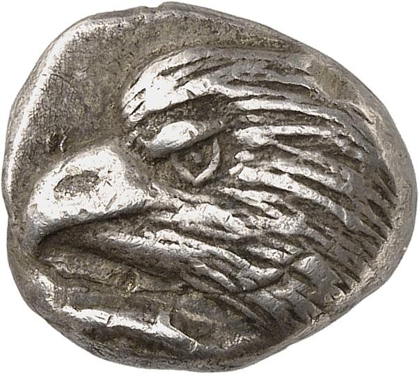 GRÈCE ANTIQUE Paphlagonie, Sinope (425-410 av. J.C). Drachme.