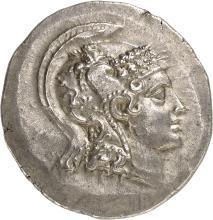 GRÈCE ANTIQUE Ionie, Héraclée du Latmos (140-135 av. J.C). Tétradrachme.