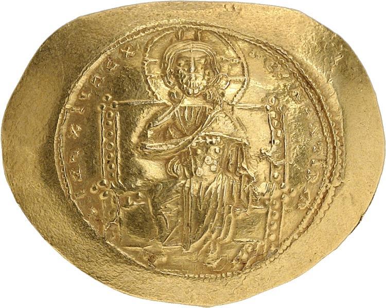 EMPIRE BYZANTIN Constantin X Ducas (1059-1067). Histamenon.