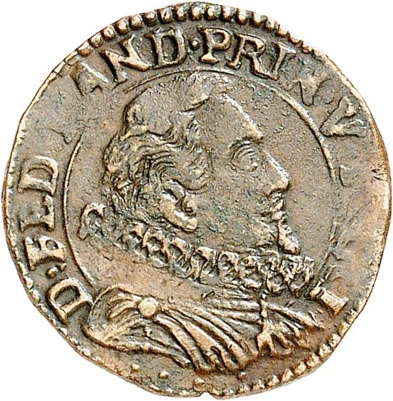MONACO Compiano, Federico Landi (1590-1627). Oncle et tuteur d'Honoré II. Sesino.