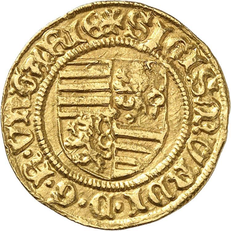 HONGRIE Sigismond Ier (1387-1437). Florin.