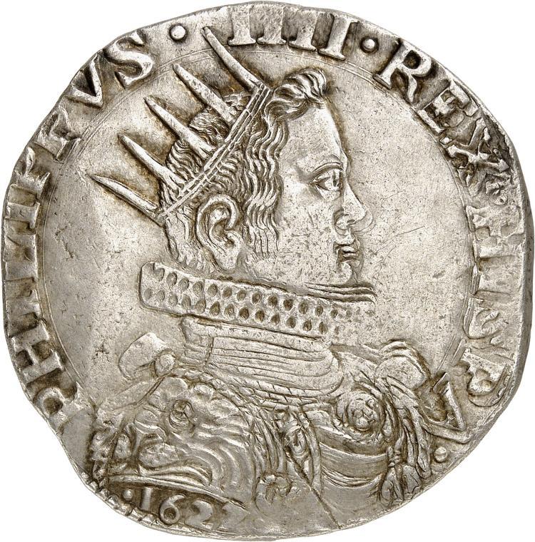 ITALIE Milan, Philippe IV (1621-1665). Ducatone, 1627.
