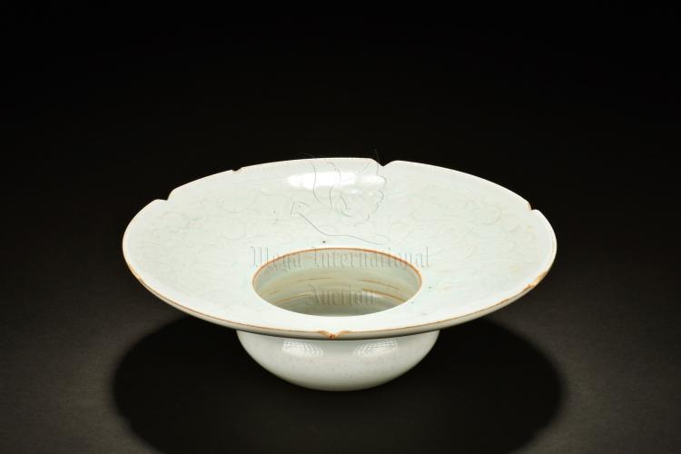 HUTIAN CELADON GLAZED TEA CUP