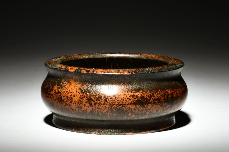 BRONZE CAST CENSER