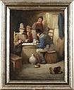 Wilhelm Lehmann-Leonhard, Kartenspieler