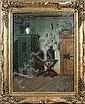 Heinrich Lessing, Gelehrtenstube, Heinrich Lessing, Click for value