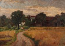 Alfred Schmidt, Am Dorfeingang