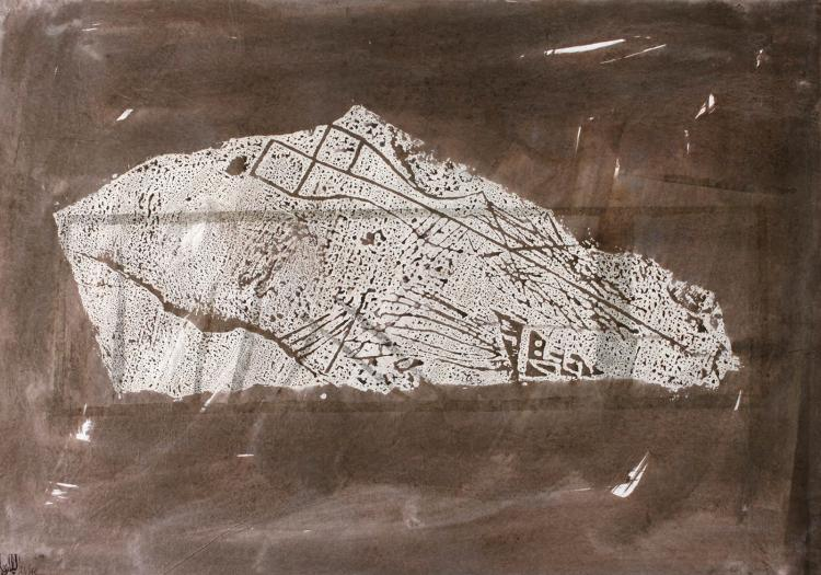 Olaf Wegewitz, Abstrakte Komposition