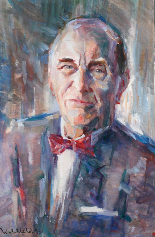 Walter Wohlfeld, Herrenportrait