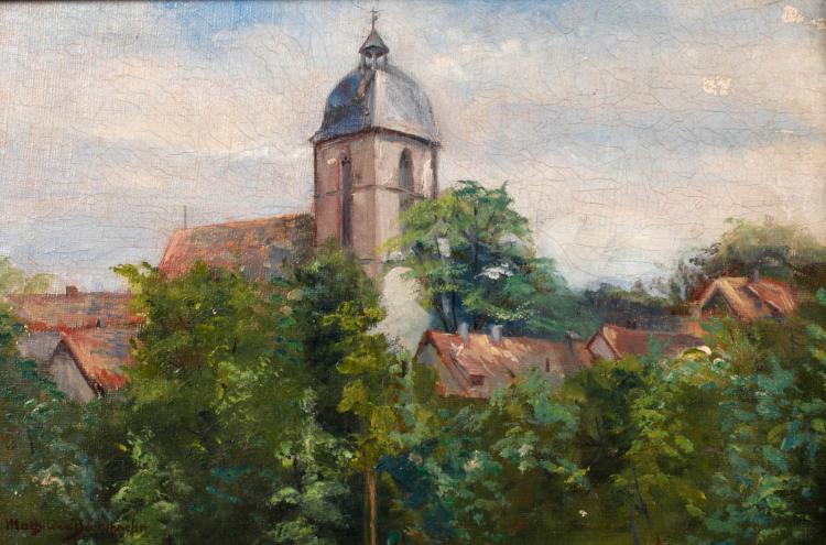 Mathilde von Bodenhausen, Kleinstadtidylle