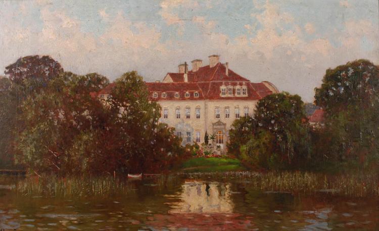 Alexander von Suckow, Gut Suckow