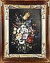 Luisa da Pordenone, Blumenstillleben effektvolles