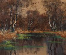Elisabeth von Eicken, Am Waldsee