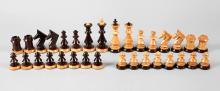 Schachspiel Russland
