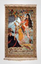 Bildteppich Persien