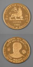 Goldmünze Äthiopien