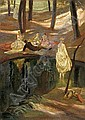 Karl Schlageter (1894 Luzern bis 1990 Zürich), Karl Schlageter, Click for value