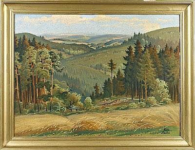 Richard Sachs (1875 Plauen bis 1946 Bautzen)