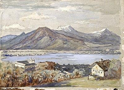 Rudolf Poeschmann (1878 Plauen/Vogtl. bis 1954 Dresden)