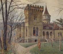 Ernst Graner, Ansicht einer Villa