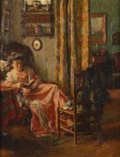 Friedrich Ferdinand Koch, Die Mußestunde