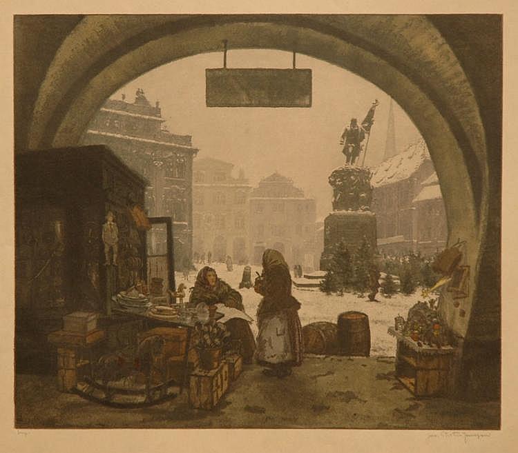 STRETTI - ZAMPONI Jaromir (11. 6. 1882 Plasy - 29.