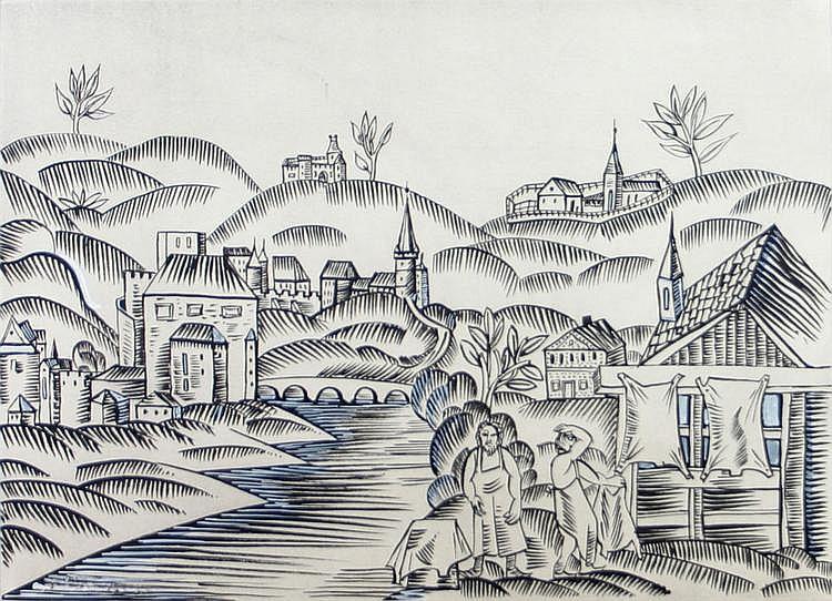 TICHY Frantisek (25. 3. 1896 Prague - 7. 10. 1961