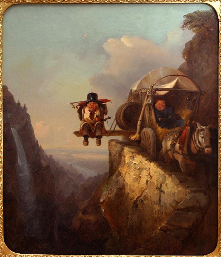 REINHARDT Carl August (25.4.1818 Leipzig -