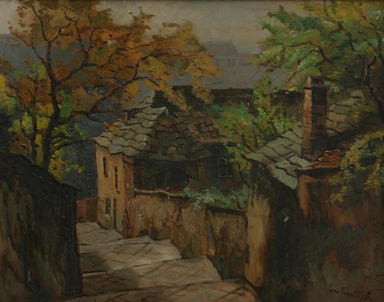 PROCHAZKA Jaro (22. 4. 1886 Prague - 1949) On the