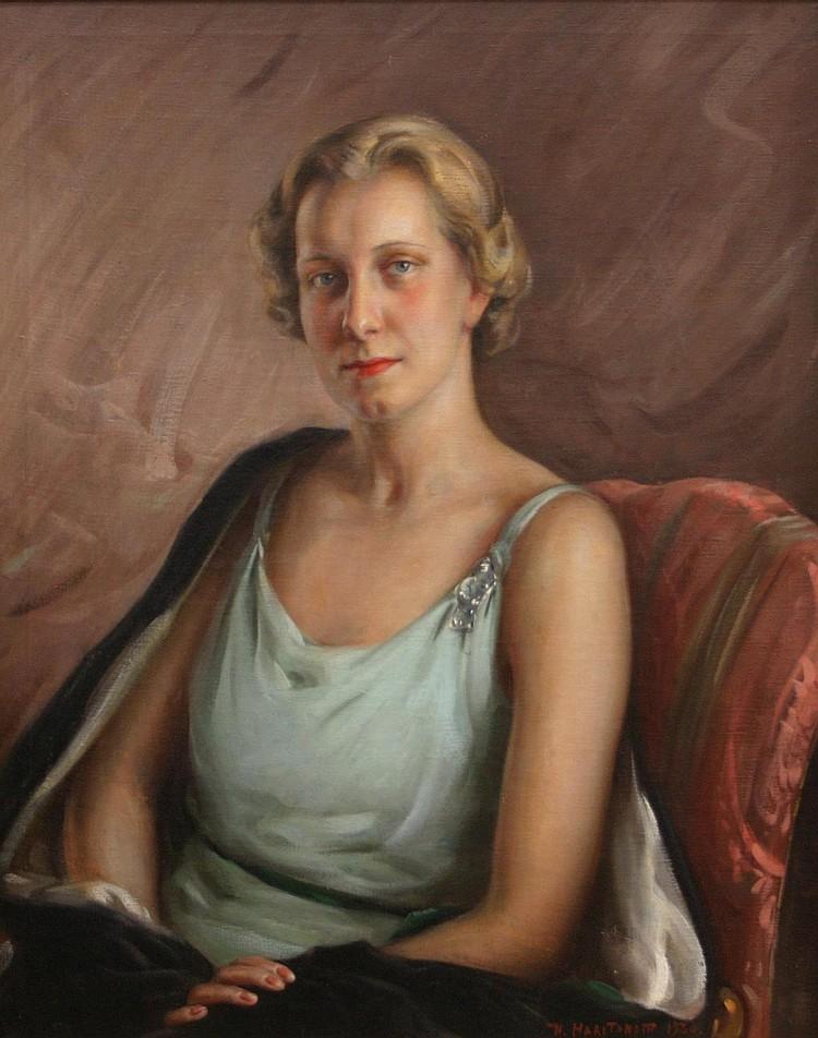 HARITONOFF Nicholas B. (1880 - 1944 New York)