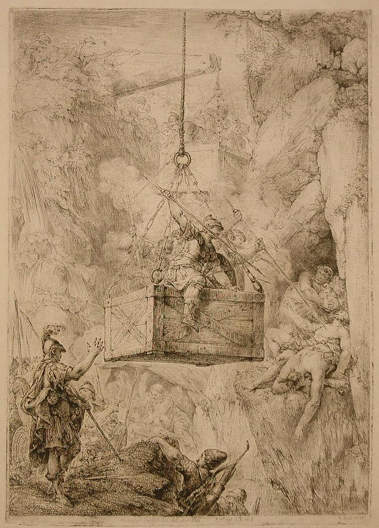 RODE Bernhard Christian (25.7.1725 Berlin -