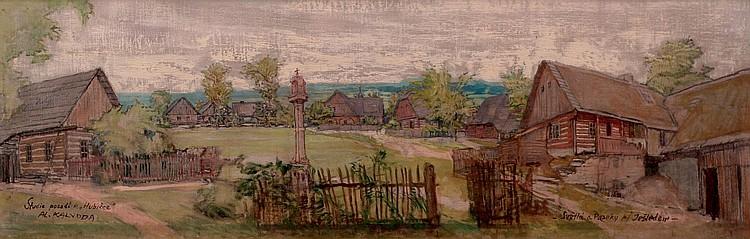 KALVODA Alois 15. 5. 1875 Slapanice near Brno -