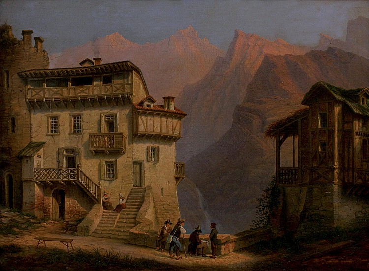 SCHULZ Alois Gustav 7. 11. 1805 Prague - 18. 1.