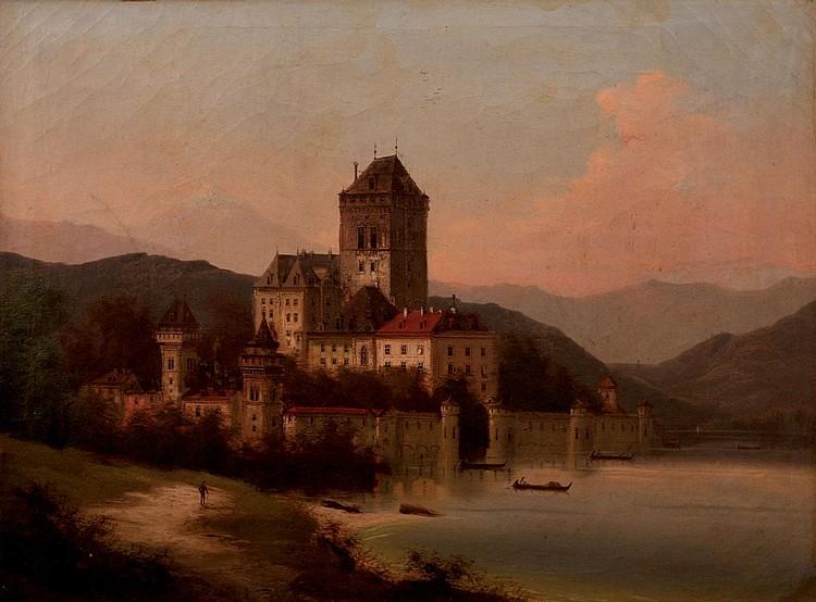 JANKOWSKY JANKOWSKI) J. Wilhelm 1825 - 1870)