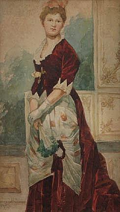 MAROLD Ludek (7. 8. 1865 Prague - 1. 12. 1898