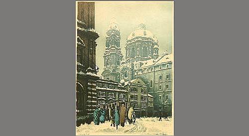 VAIC Josef (8. 12. 1884 Domousice - 15. 5. 1961