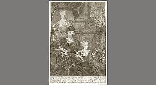 BERNINGROTH (BERNIGEROTH) Martin (1670 - 6. 6.