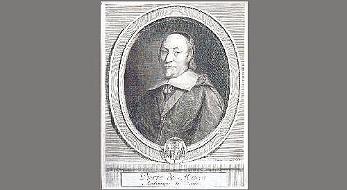 EDELINCK Gerard (Gerhard) (20. 10. 1640 Antwerp -