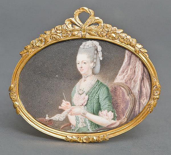 Daniel Nikolaus Chodowiecki (1726-1801) Ovale