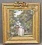 Jacques Philippe Caresme (1734-1796) Galantes, Jacques-Philippe Caresme, Click for value