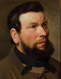 Theodor Poeckh (1839-1921). Herrenporträt.