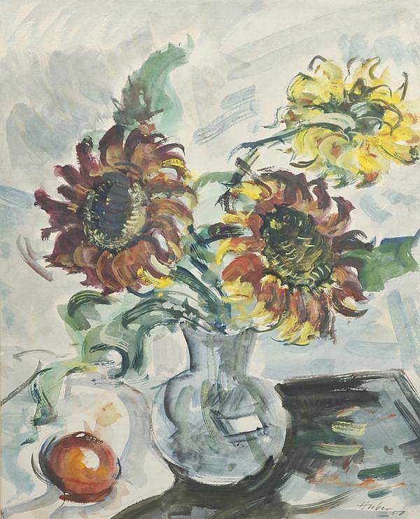 Max Emanuel Huber (1903-1987) zugeschrieben.