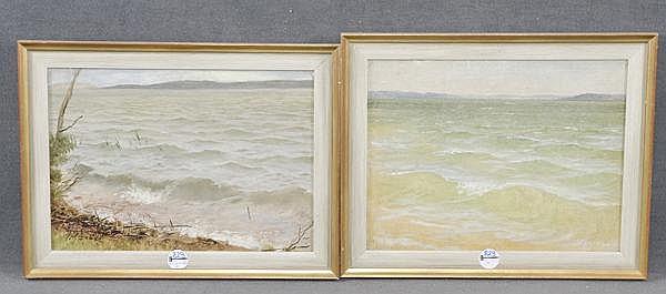 Theodor Grätz (1859-1947) zugeschrieben. Küsten-